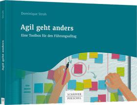 Stroh | Agil geht anders | Buch | sack.de