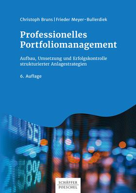 Bruns / Meyer-Bullerdiek | Professionelles Portfoliomanagement | E-Book | sack.de