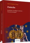 FinTechs - Rechtliche Grundlagen moderner Finanztechnologien