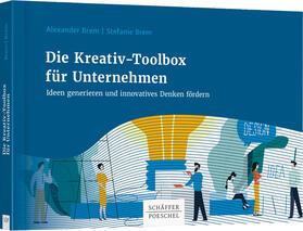 Brem / Brem | Die Kreativ-Toolbox für Unternehmen | Buch | sack.de