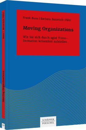 Boos / Buzanich-Pöltl | Moving Organizations | Buch | sack.de