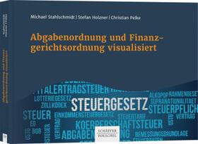 Stahlschmidt / Holzner / Pelke | Abgabenordnung und Finanzgerichtsordnung visualisiert | Buch | Sack Fachmedien