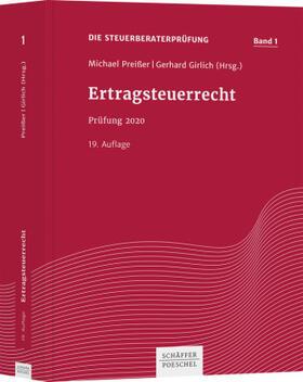 Preißer / Girlich | Ertragsteuerrecht | Buch | sack.de