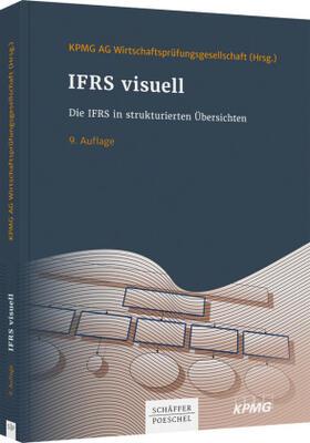 Wirtschaftsprüfungsgesellschaft | IFRS visuell | Buch | sack.de