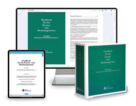 Handbuch für das Kassen- und Rechnungswesen – Print + Digital | Buch | sack.de