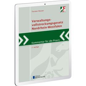 Verwaltungsvollstreckungsgesetz Nordrhein-Westfalen – Digital | Datenbank | sack.de