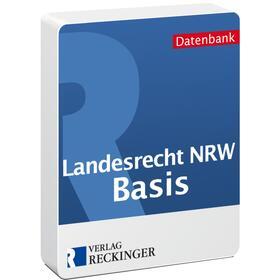 Landesrecht Nordrhein-Westfalen – Digital - Basis   Datenbank   sack.de