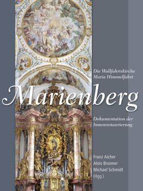 Aicher / Brunner / Schmidt | Marienberg | Buch | sack.de