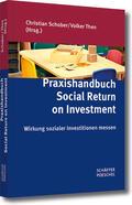 Schober / Then    Praxishandbuch Social Return on Investment   eBook   Sack Fachmedien