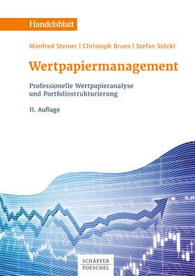 Steiner / Bruns / Stöckl | Wertpapiermanagement | E-Book | sack.de