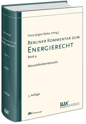 Säcker / Säcker | Berliner Kommentar zum Energierecht, Band 4 | Buch | sack.de