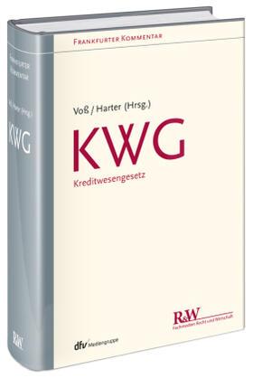 Voß / Harter   KWG   Buch   sack.de
