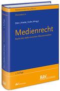 Dörr / Kreile / Cole |  Medienrecht | Buch |  Sack Fachmedien