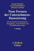 Fahrholz / Röver / Schulte |  Neue Formen der Unternehmensfinanzierung | Buch |  Sack Fachmedien