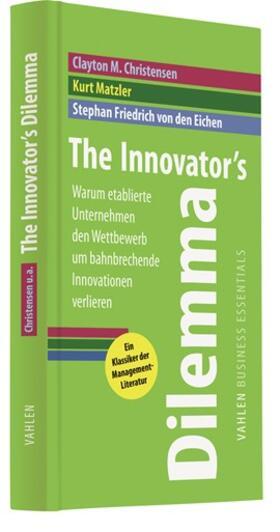 Christensen / Matzler / Eichen | The Innovator's Dilemma | Buch | sack.de