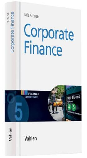 Krause | Corporate Finance | Buch | sack.de