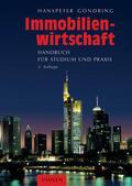 Gondring / Gondring    Immobilienwirtschaft   Buch    Sack Fachmedien