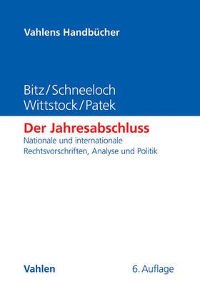 Bitz / Schneeloch / Wittstock | Der Jahresabschluss | Buch | sack.de