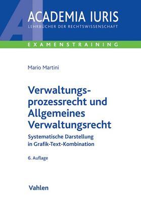 Martini | Allgemeines Verwaltungsprozessrecht und Verwaltungsrecht | Buch | Sack Fachmedien