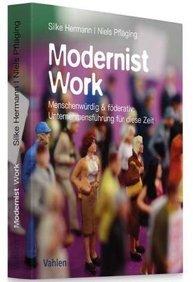 Pfläging / Hermann | Modernist Work | Buch | sack.de