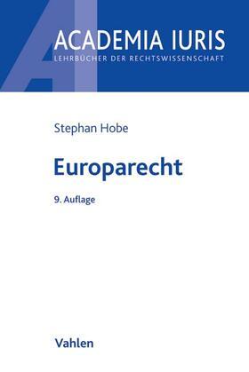 Hobe | Europarecht | Buch | Sack Fachmedien