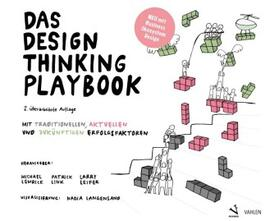 Lewrick / Link / Leifer | Das Design Thinking Playbook | Buch | sack.de