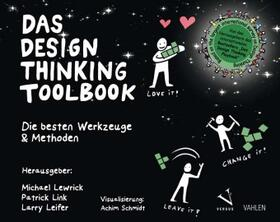 Lewrick / Link / Leifer | Das Design Thinking Toolbook | Buch | sack.de