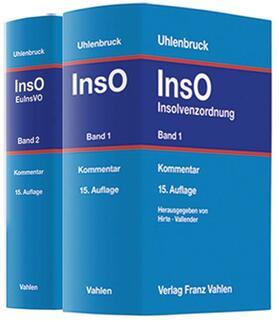 Uhlenbruck | Insolvenzordnung: InsO | Buch | sack.de