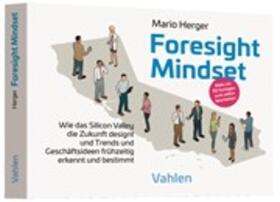 Herger | Foresight Mindset | Buch | sack.de