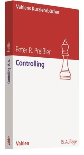 Preißler   Controlling   Buch   sack.de