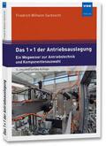Garbrecht |  Das 1x1 der Antriebsauslegung, m. DVD-ROM | Buch |  Sack Fachmedien