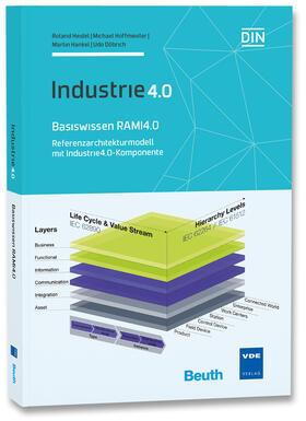 Heidel / Hoffmeister / Hankel   Basiswissen RAMI4.0   Buch   sack.de
