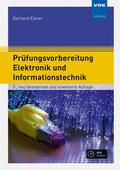 Ebner |  Prüfungsvorbereitung Elektronik und Informationstechnik | Buch |  Sack Fachmedien