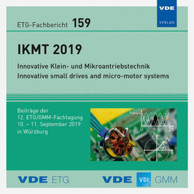 ETG-Fb 159: IKMT 2019, CD-ROM   Sonstiges   sack.de