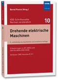Ponick |  Drehende elektrische Maschinen | Buch |  Sack Fachmedien
