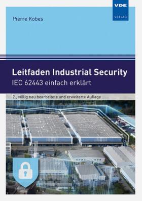 Kobes   Leitfaden Industrial Security   Buch   sack.de