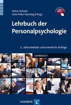 Schuler / Kanning | Lehrbuch der Personalpsychologie | Buch | sack.de