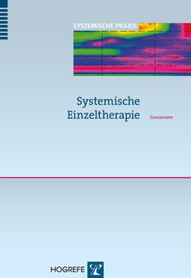 Grossmann | Systemische Einzeltherapie | Buch | sack.de