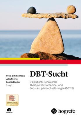 Zimmermann / Förster / Reiske | DBT-Sucht | Buch | sack.de