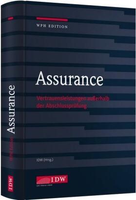 Institut der Wirtschaftsprüfer | Assurance | Buch | sack.de