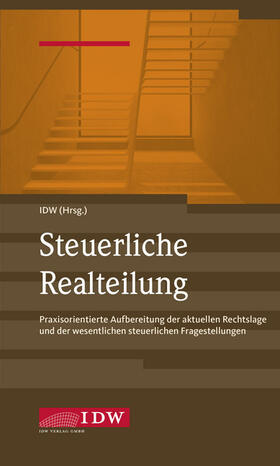 Steuerliche Realteilung | Buch | sack.de