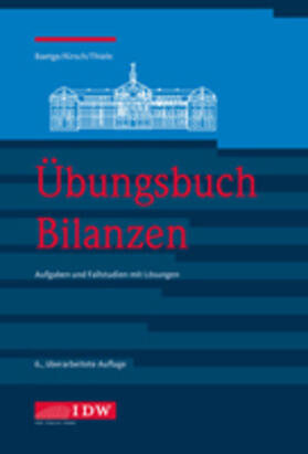 Baetge / Kirsch / Thiele | Übungsbuch Bilanzen | Buch | sack.de