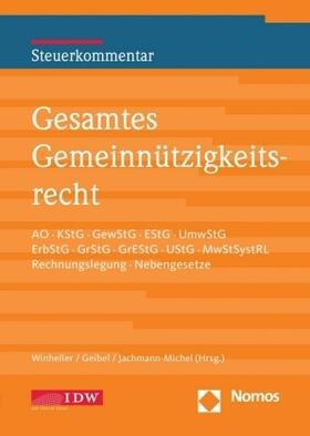 Gesamtes Gemeinnützigkeitsrecht | Buch | sack.de