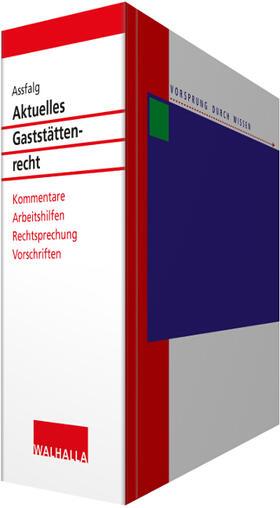 Aktuelles Gaststättenrecht | Loseblattwerk | sack.de