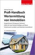 Mannek    Profi-Handbuch Wertermittlung von Immobilien   Buch    Sack Fachmedien