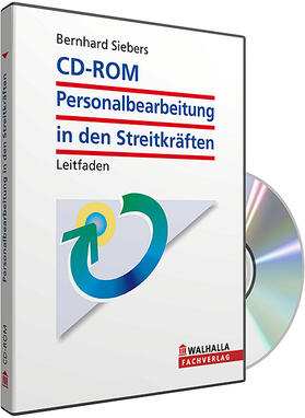 Siebers | CD-ROM Leitfaden Personalbearbeitung in den Streitkräften (Grundversion) | Sonstiges | sack.de