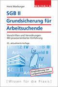 Marburger |  SGB II - Grundsicherung für Arbeitsuchende | Buch |  Sack Fachmedien
