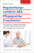 Baake    Begutachtungsverfahren NBA - Pflegegrad bei Erwachsenen   Buch    Sack Fachmedien