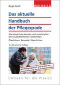 Greif |  Das aktuelle Handbuch der Pflegegrade | Buch |  Sack Fachmedien