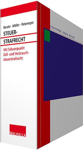 STEUERSTRAFRECHT | Loseblattwerk | Sack Fachmedien